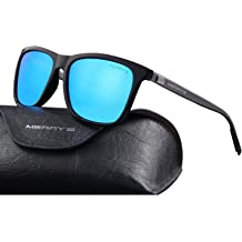 6b0c50b5cd MERRY  39 S Unisex Polarized Aluminum Sunglasses Vintage Sun Glasses For Men  Women