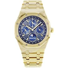 7040d86643a Audemars Piguet Royal Oak 26574BA.OO.1220BA.01 18K Yellow Gold Automatic  Watch
